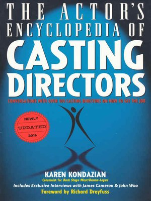cover image of The Actor's Encyclopedia of Casting Directors